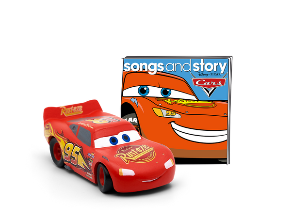 Cars - Disney -  Tonies - Audio Book
