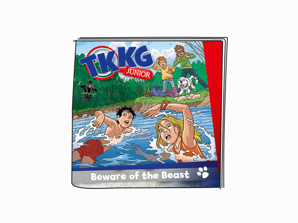 TKKG Junior Investigates - Beware of the Beast - Tonies - Audio Book