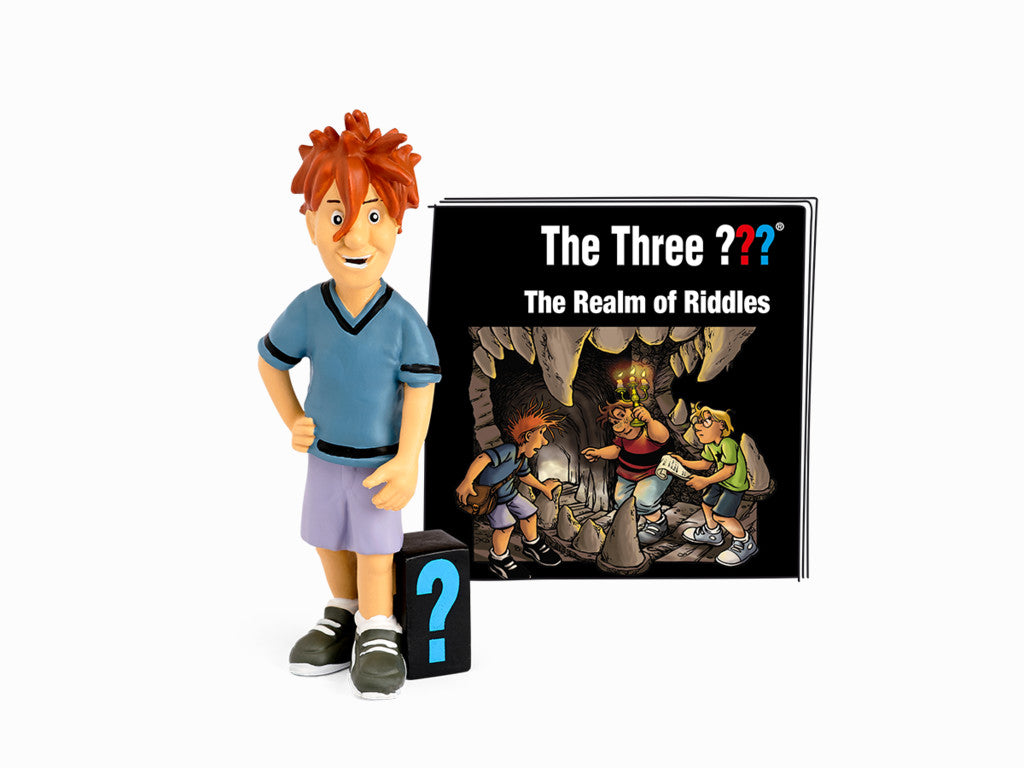 The Realms of Riddles - The Three??? - Tonies - Audio Book