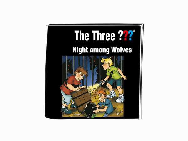 The Three ??? - Night among Wolves - Tonies - Audio Book