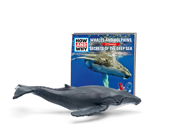 How and Why - Whales and Dolphins / Secrets of the Deep Sea - Tonies