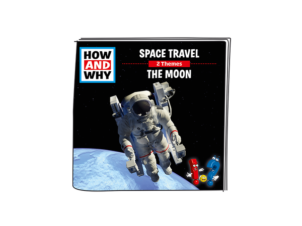 How and Why - Space Travel/The Moon - Tonies