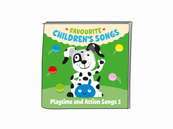Playtime & Action Songs 2 - Tonies - Audio