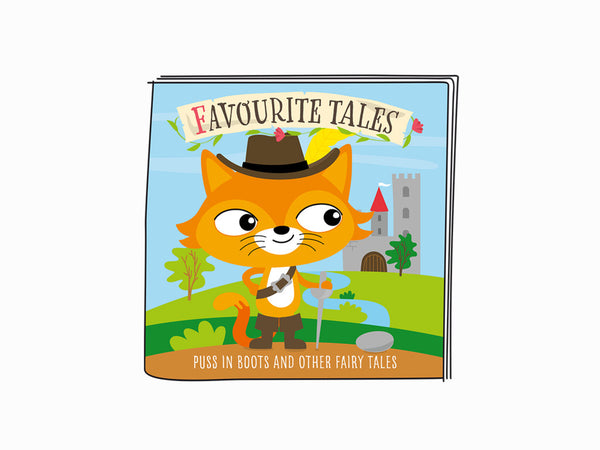 Puss in Boots and Other Fairy Tales - Tonies - Audio Book