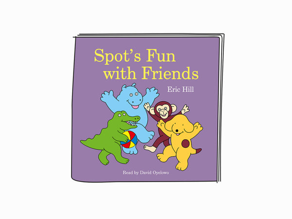 Spot's Fun with Friends - Tonies - Audio Book