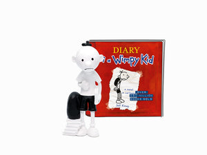 Diary of a Wimpy Kid - Tonies - Audiobook