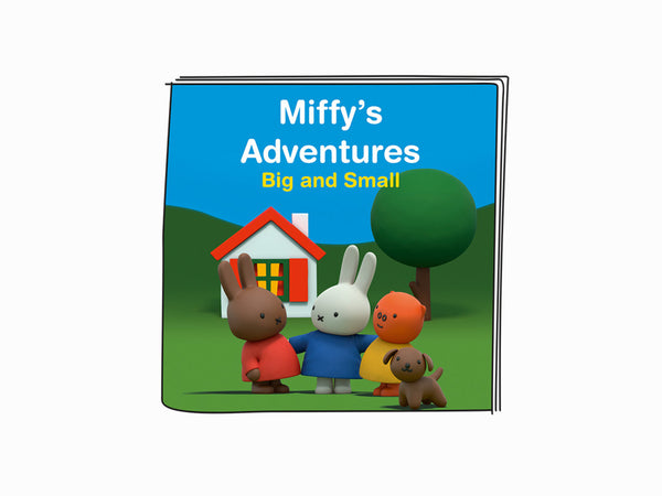 MIffy's Adventures - Tonies - Audiobook
