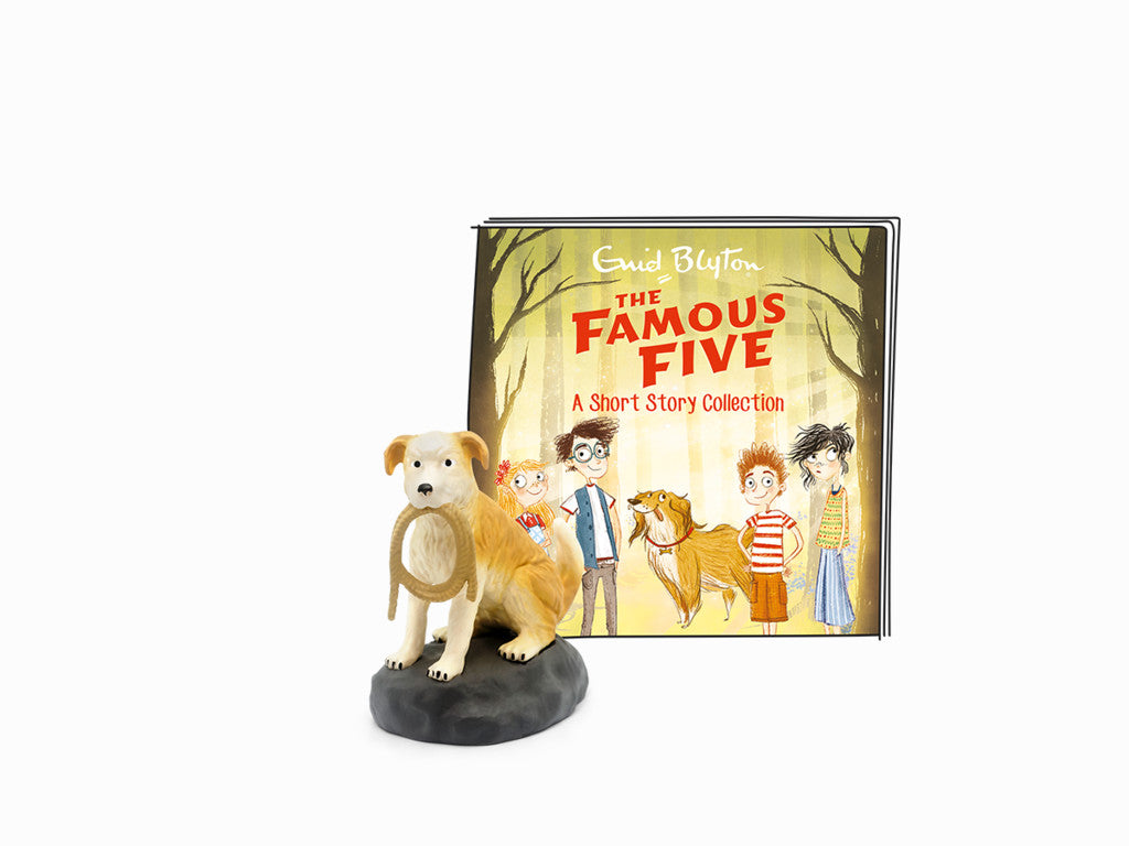 The Famous Five - A Short Story Collection - Tonies - Audiobook