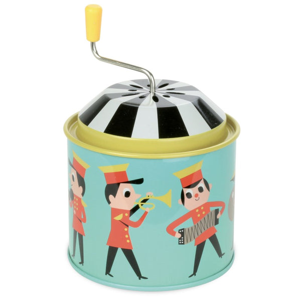 Tin Musical Box