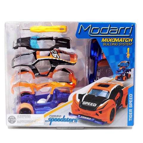 Modarri Tiger Speed Turbo Car