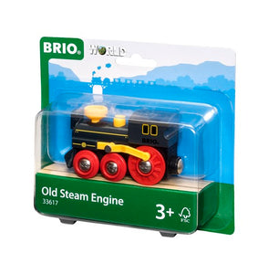 Old Steam Train - BRIO - 33617