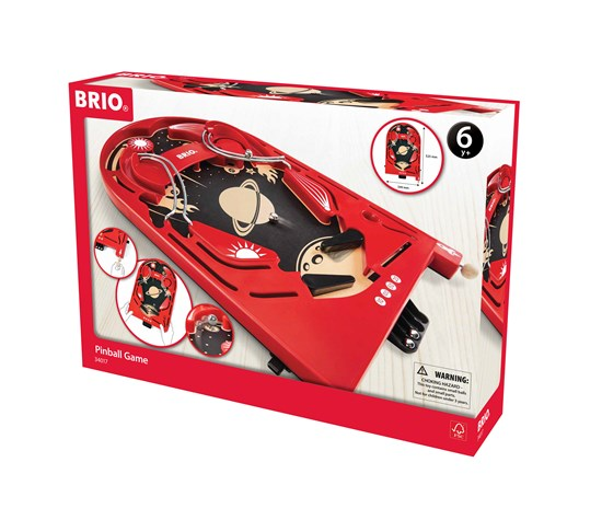 Pin Ball Game by BRIO