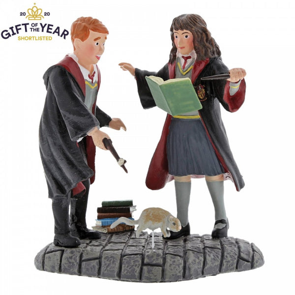 Wingardium Leviosa Figurine - Harry Potter - Licensed Giftware