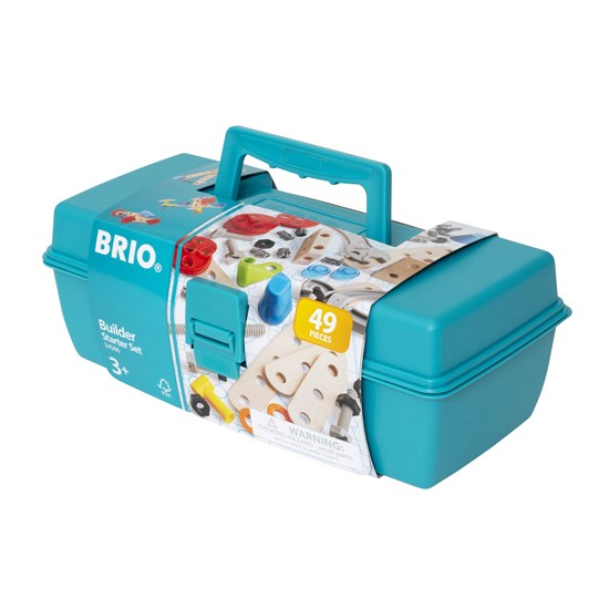 Builder Starter Set Box by BRIO