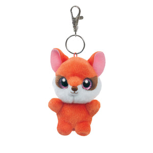 Sally Red Fox - Keychain Clip
