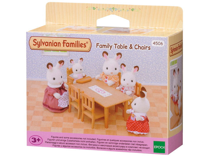 Dining Room Set - Sylvanian Families