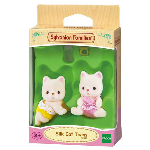 Silk Cat Twins - Sylvanian Families