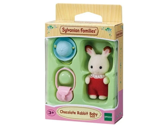 Chocolate Rabbit Baby - Sylvanian Families