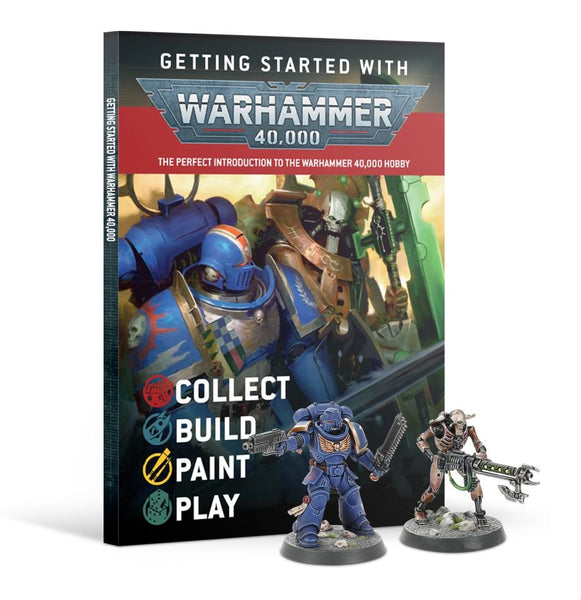 Getting Started with Warhammer 40,000 - Magazine
