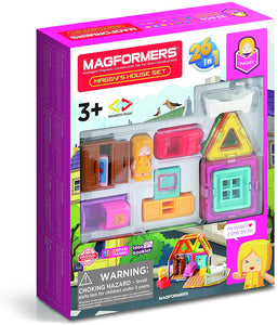 Maggy's House Set - Magformers