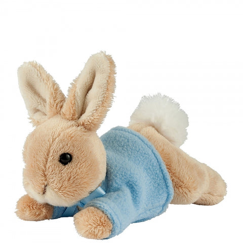 Peter Rabbit Lying Down Soft Toy - Gund