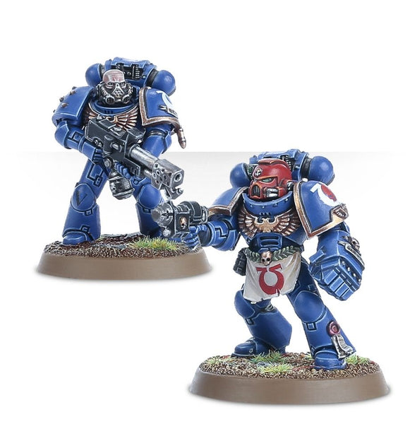 Space Marines Tactical Squad - Warhammer 40,000