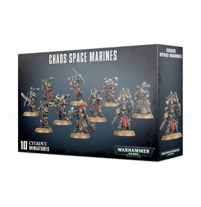 Chaos Space Marines - Warhammer 40,000