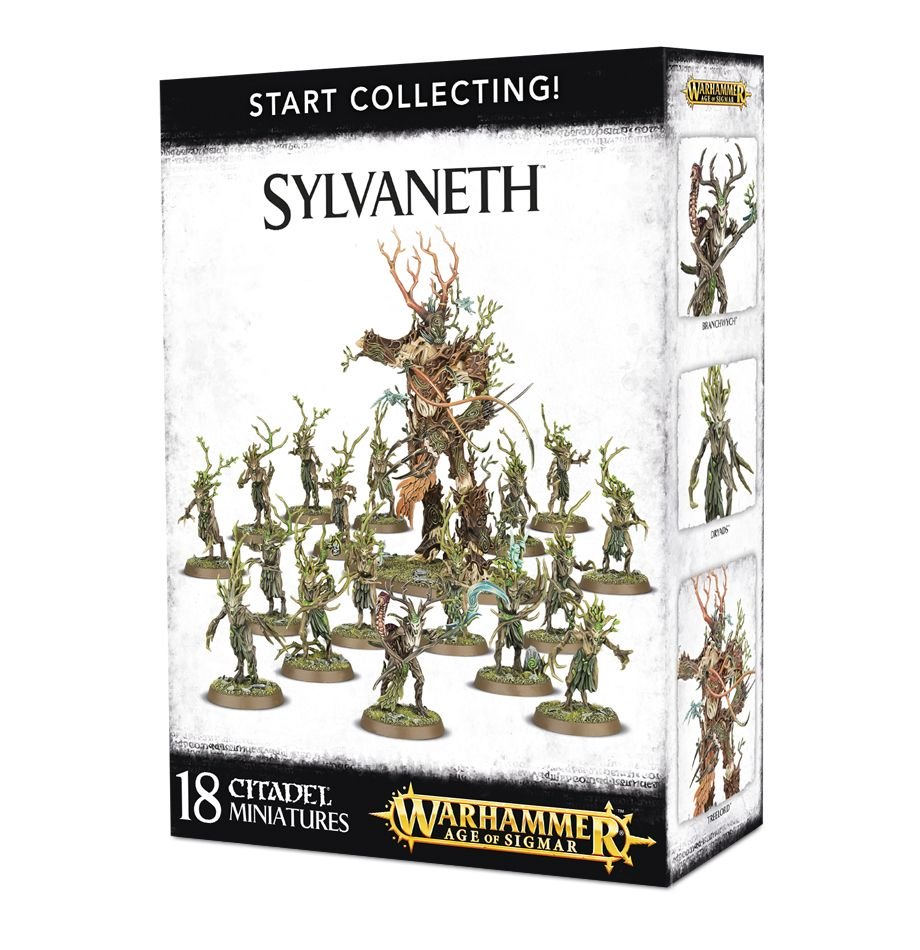 Start Collecting Sylvaneth - Warhammer Age of Sigmar