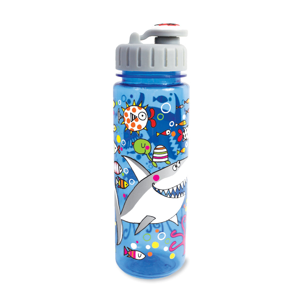 Children's Water Bottle - Sharks - Rachel Ellen Designs