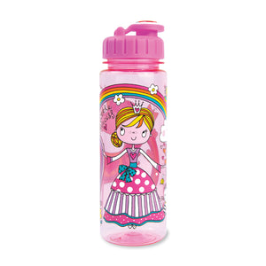 Children's Water Bottle - Princess - Rachel Ellen Designs