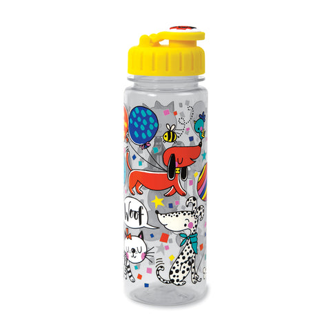 Children's Water Bottle - Dogs & Cats - Rachel Ellen Designs