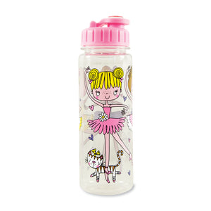 Children's Water Bottle - Ballerinas - Rachel Ellen Designs