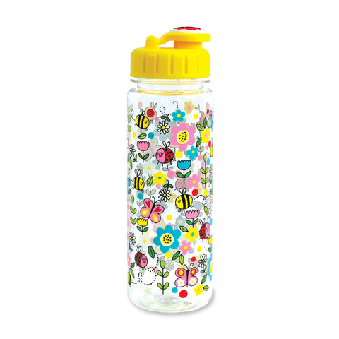 Children's Water Bottle - Florals - Rachel Ellen Designs