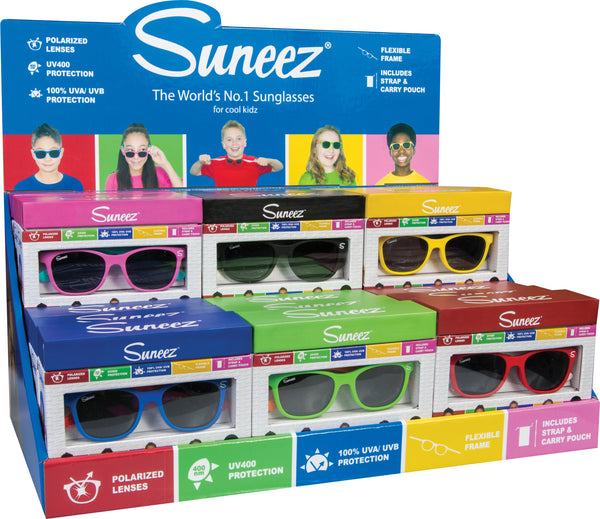 Suneez Bossa - Kids Sunglasses