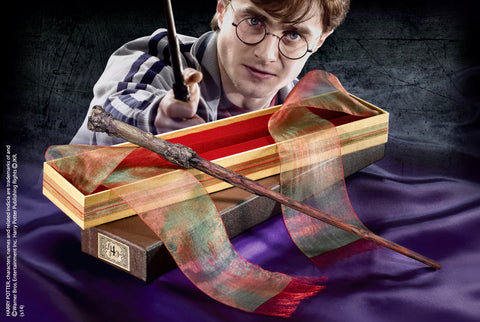 Harry Potter's Wand in an Olivanders Box