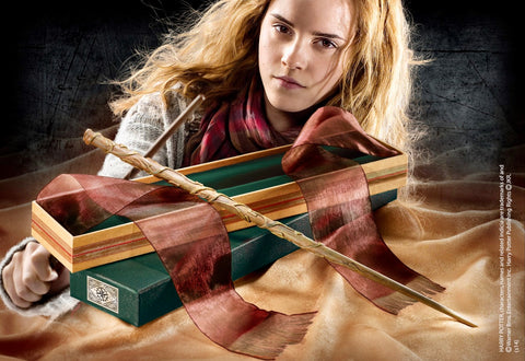 Hermione's Wand in an Olivanders Box - Harry Potter