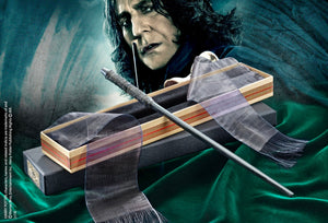 Professor Snape's Wand in an Olivanders Box