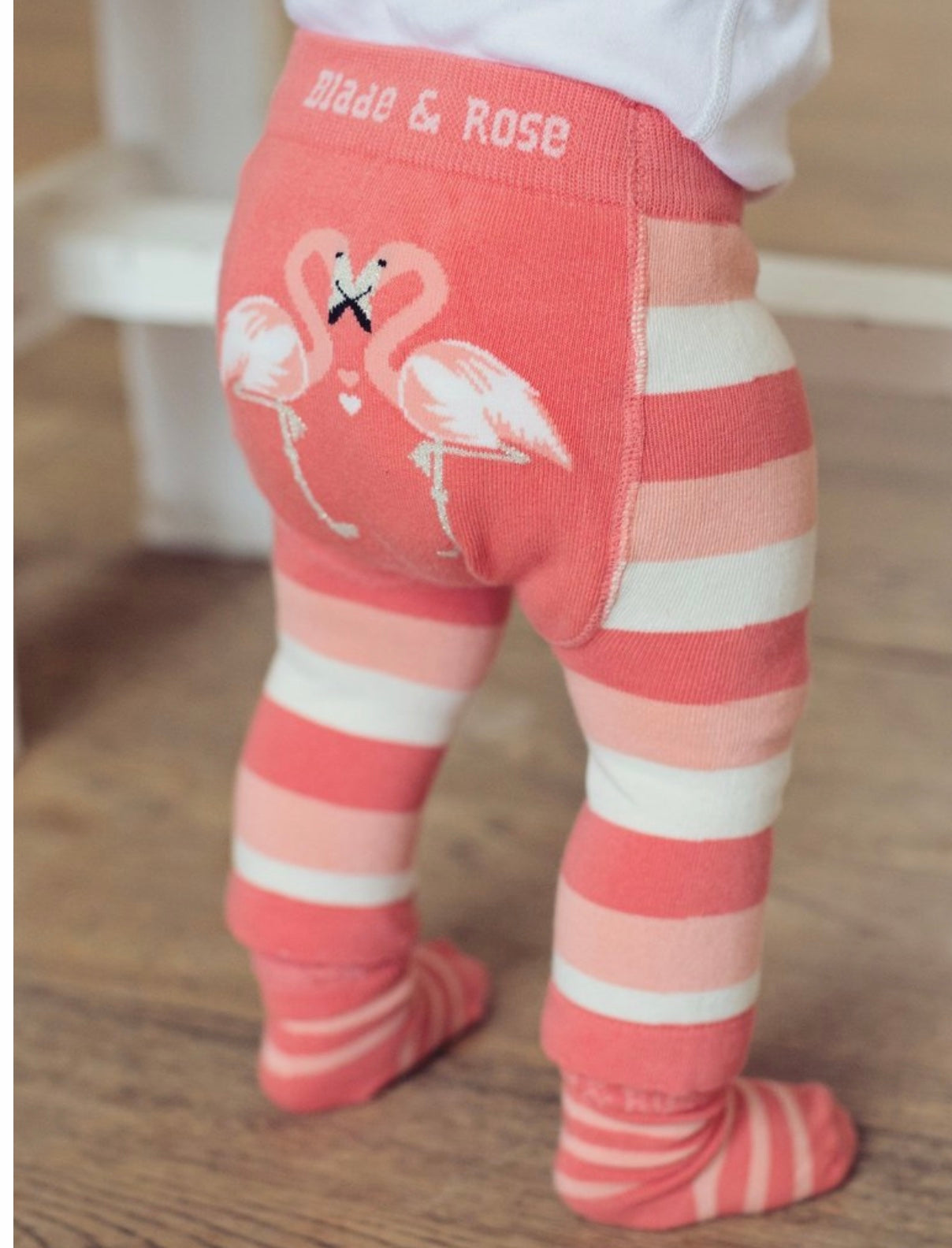 Blade & Rose Leggings - Flamingos