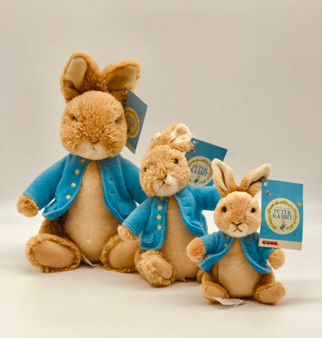 Peter Rabbit Soft Toy by Gund - Beatrix Potter