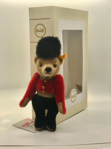 Great Escape London Teddy Bear in a Gift Box made by STEIFF