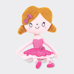 Gracie Sparkles - Plush Soft Toy - Rachel Ellen Designs