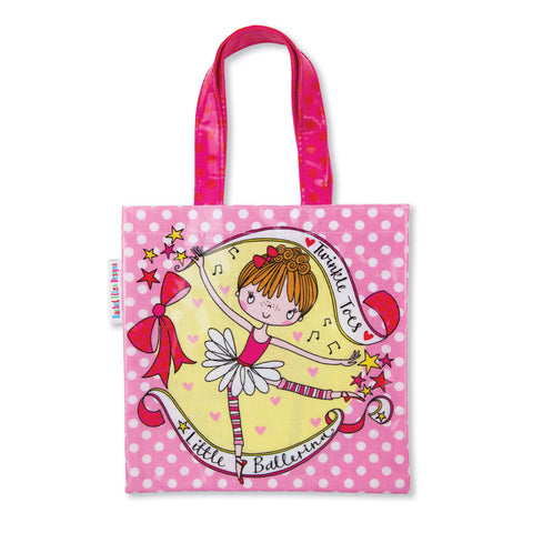 Children's Mini Tote - Little Ballerinas