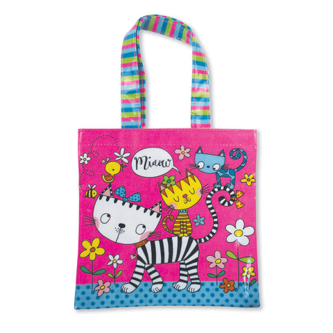 Children's Mini Tote - Cats