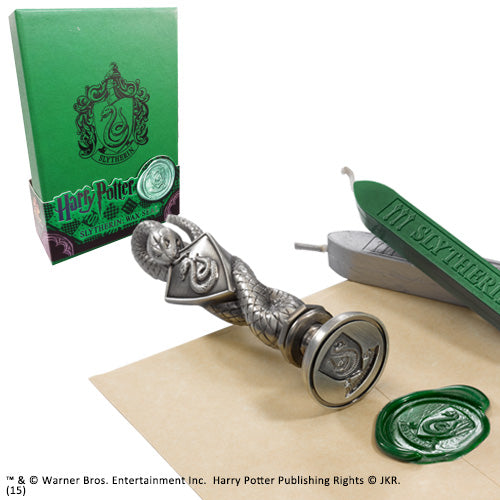 Slytherin Wax Seal Set - Harry Potter
