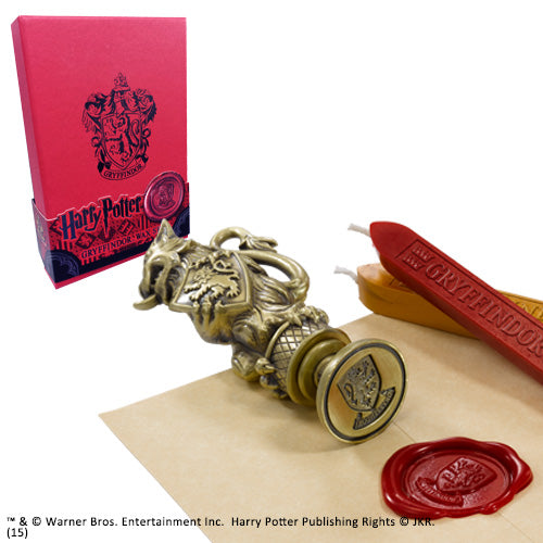 Gryffindor Wax Seal Set - Harry Potter