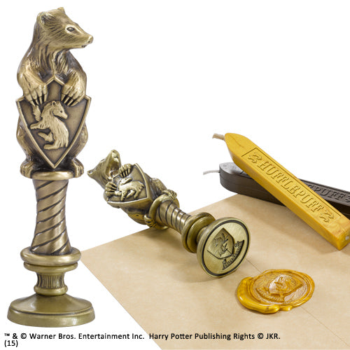 Hufflepuff Wax Seal Set - Harry Potter