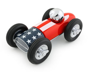 Bonnie Freedom USA Racing Car by Playforever