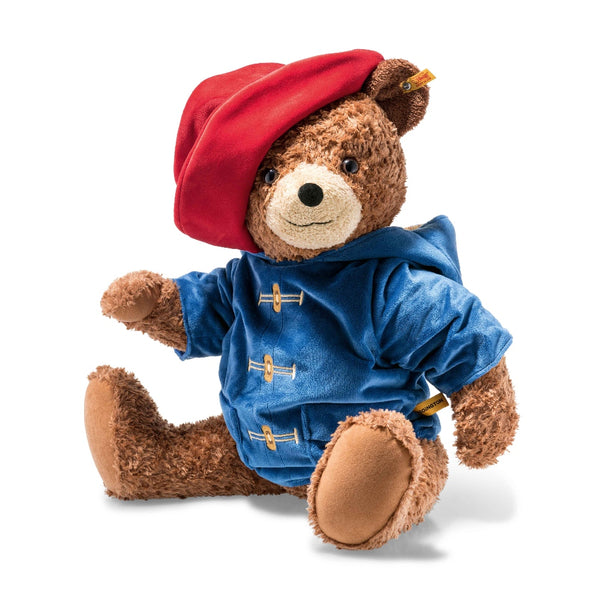 Paddington Bear by Steiff - Small - Medium - Large