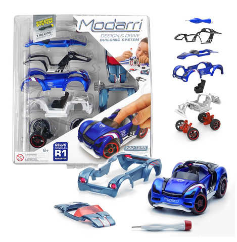 R1 Roadster Car Set - Modarri Toy Car