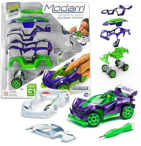 C1 Concept Car Set - Modarri Toy Car